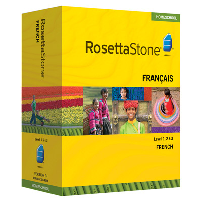 Rosetta Stone French Homeschool Edition
