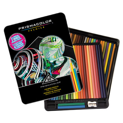 PrismaColor 60-Piece Pencil