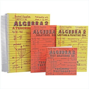 Teaching Textbooks Algebra 2