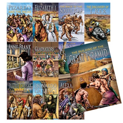 Graphic Historical Novels