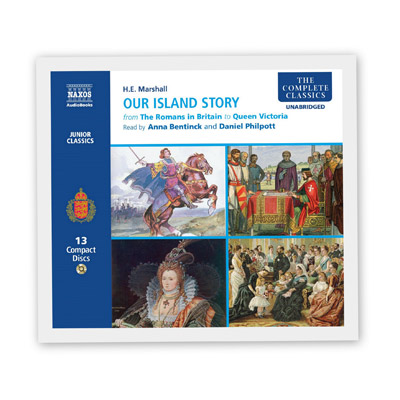Our Island Story - History of England Audio Book