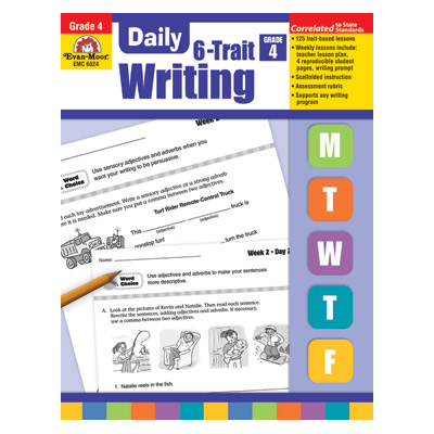 Daily 6-Trait Writing