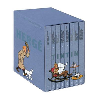 The Adventures of Tintin: Collector's Edition