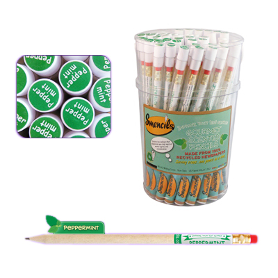 Peppermint Scented Smart Smencils