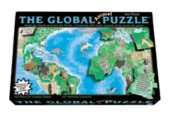 The Global Animal Puzzle