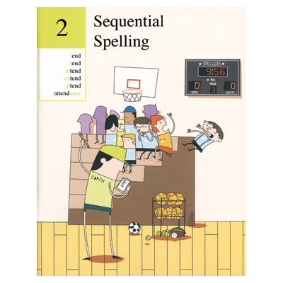 Sequential Spelling 2 Bundle