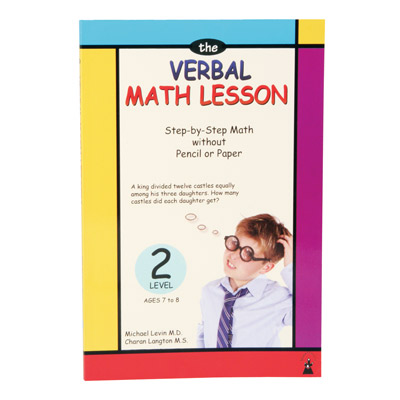 Verbal Math Lessons
