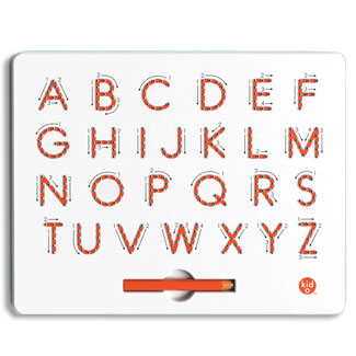 Kid-O A to Z Magnatab Magnetic Writing Tablet