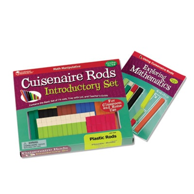 Cuisenaire Rods Introductory Set