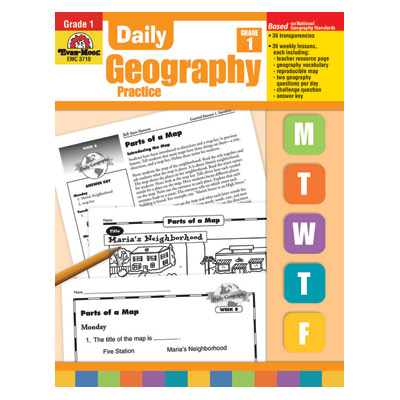 Daily Geography Grade 1