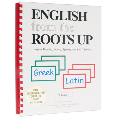 English From the Roots Up Volume 1
