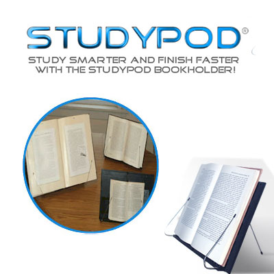 StudyPod Black