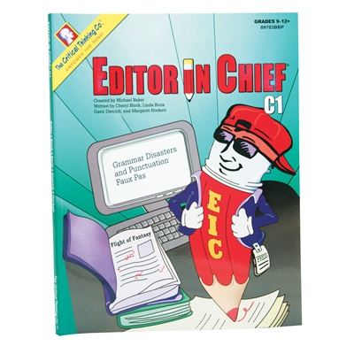 Editor-In-Chief C1