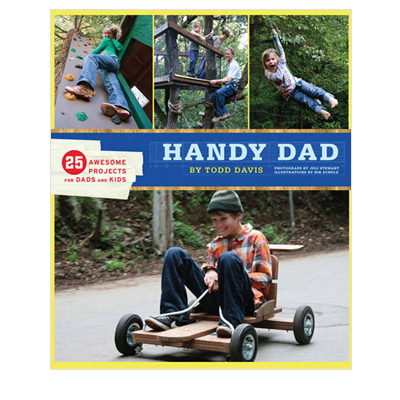 Handy Dad - Dads Use Their Skills to Engage Their Children