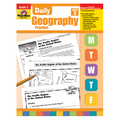Daily Geography Grade 3