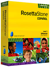 Rosetta Stone Version 3 Homeschool Edition Spanish