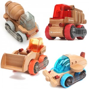 EDTOY MagnaMobiles Construction Set