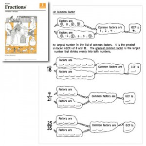 Key To Fractions
