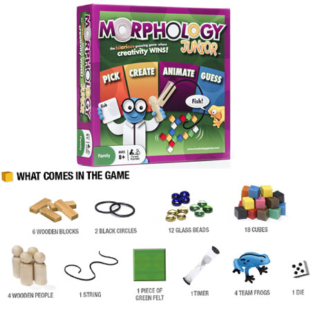 Morphology Junior Game