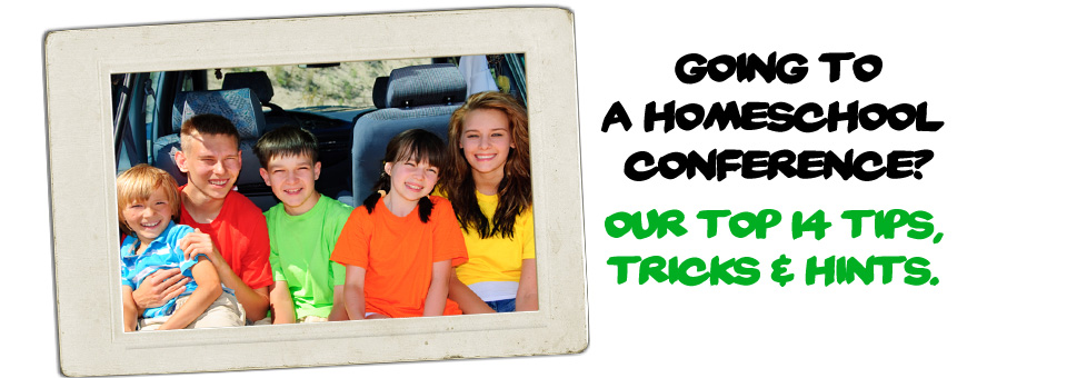 Timberdoodle's top 14 homeschool conference tips
