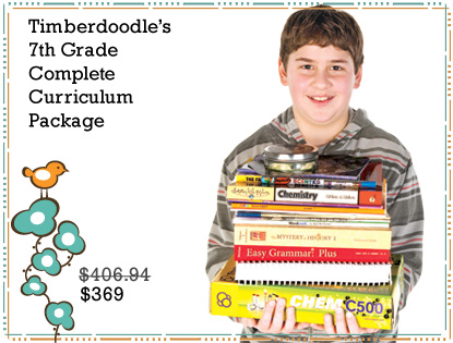 a complete homeschool curriculum package