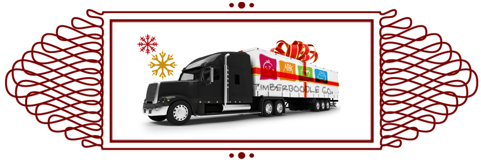 Timberdoodle 2011 Gift Truck
