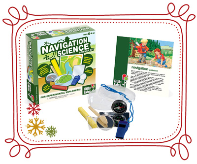 2011 Best of Christmas Gifts Showcase: Navigation Science
