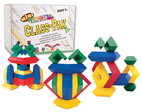 2011 Best of Christmas Gifts Showcase: mini Wedgits class pack