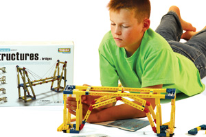 Award Winning Engino Construction Kits