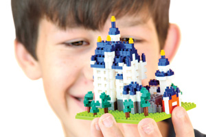 Nano Blocks - Challenginge Legos for Adults and Teens