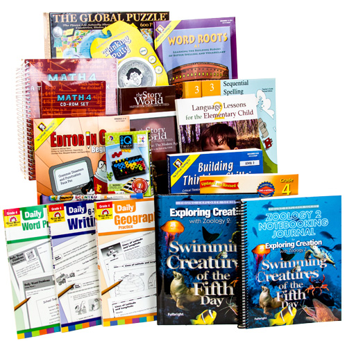 4th grade homeschool curriculum giveaway