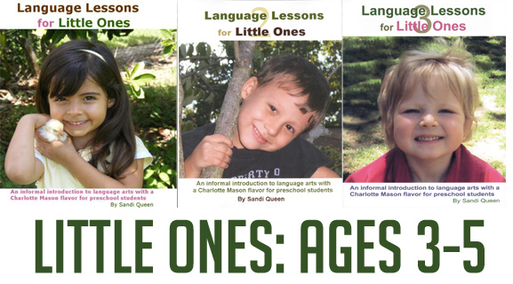 What age is Language Lessons for Little Ones?