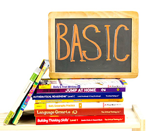 economical basic Timberdoodle Homeschool core Curriculum